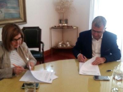 La Federación Nacional de Asociaciones y Municipios con Centrales Hidroléctricas y Embalses y la Asociación esMontañas unen esfuerzos en la defensa de los municipios de montaña