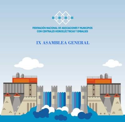 La Federación celebrará su IX Asamblea General el día 29 de octubre de 2019