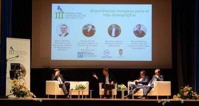 La Federación participa en el III Congreso sobre Despoblación en el Medio Rural