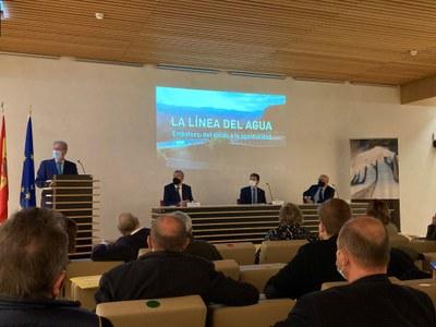 """Presentación del """"Manifiesto sobre el futuro de las concesiones hidroeléctricas de España"""""""