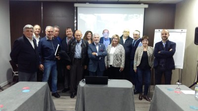 Reunión de la Comisión Ejecutiva de la Federación
