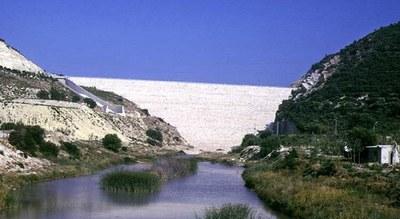 Sale a licitación las actuaciones de mejora e implantación del plan de emergencia de la presa de Guadalacacín II